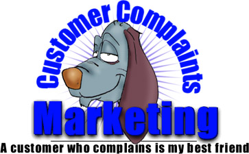 customer complaints and marketing