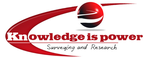 knowledge is power through surveying and research and Marketing