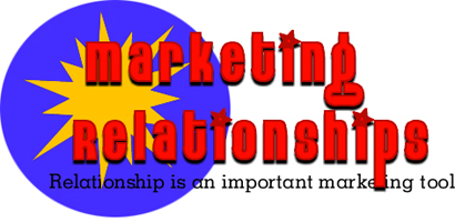The Power marketing relationships